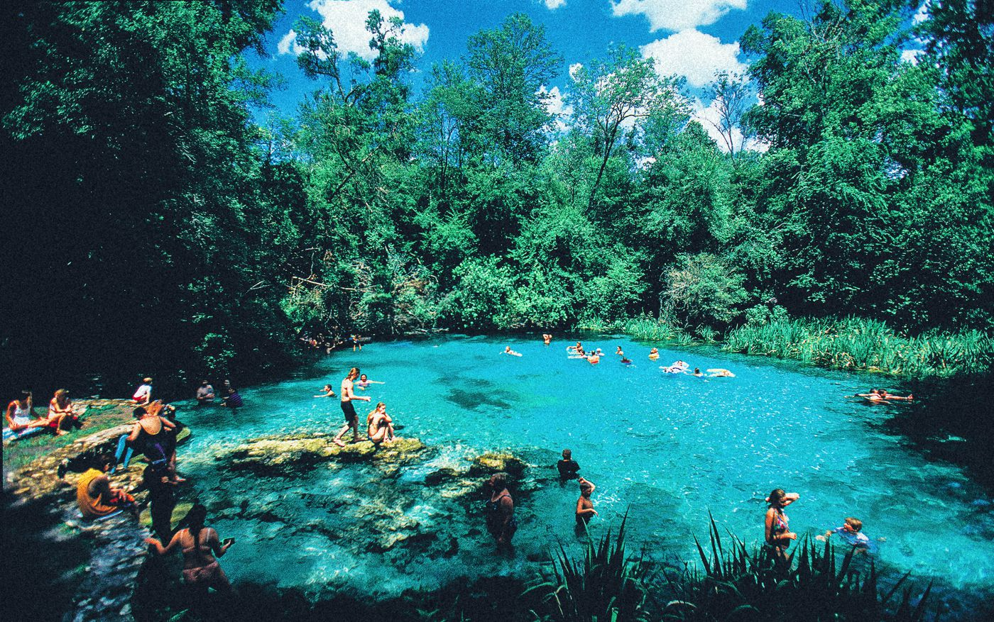1 Thing You Have To Do In Florida! Tubing Down Ichetucknee River (6)
