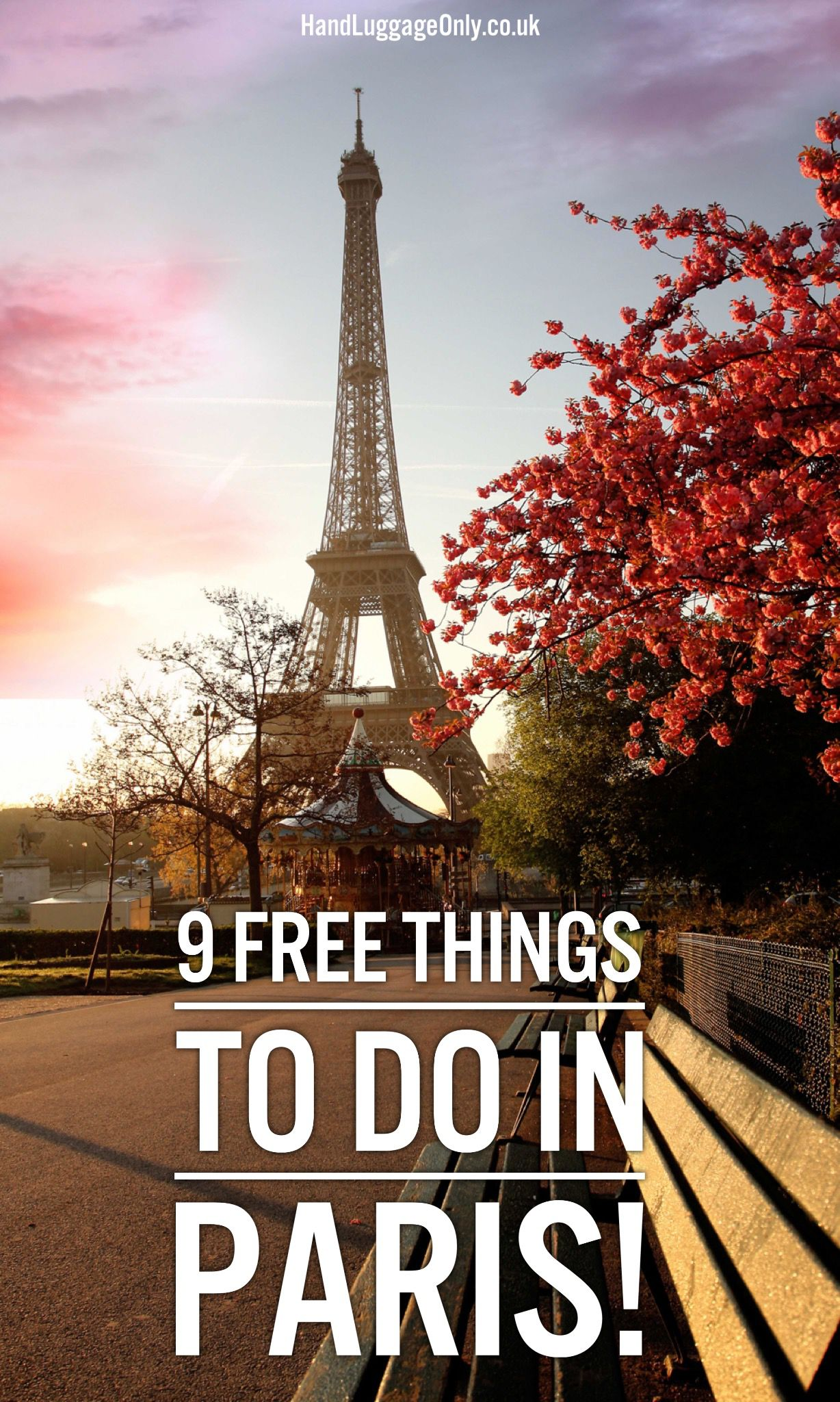 9 Free Things To Do In Paris!