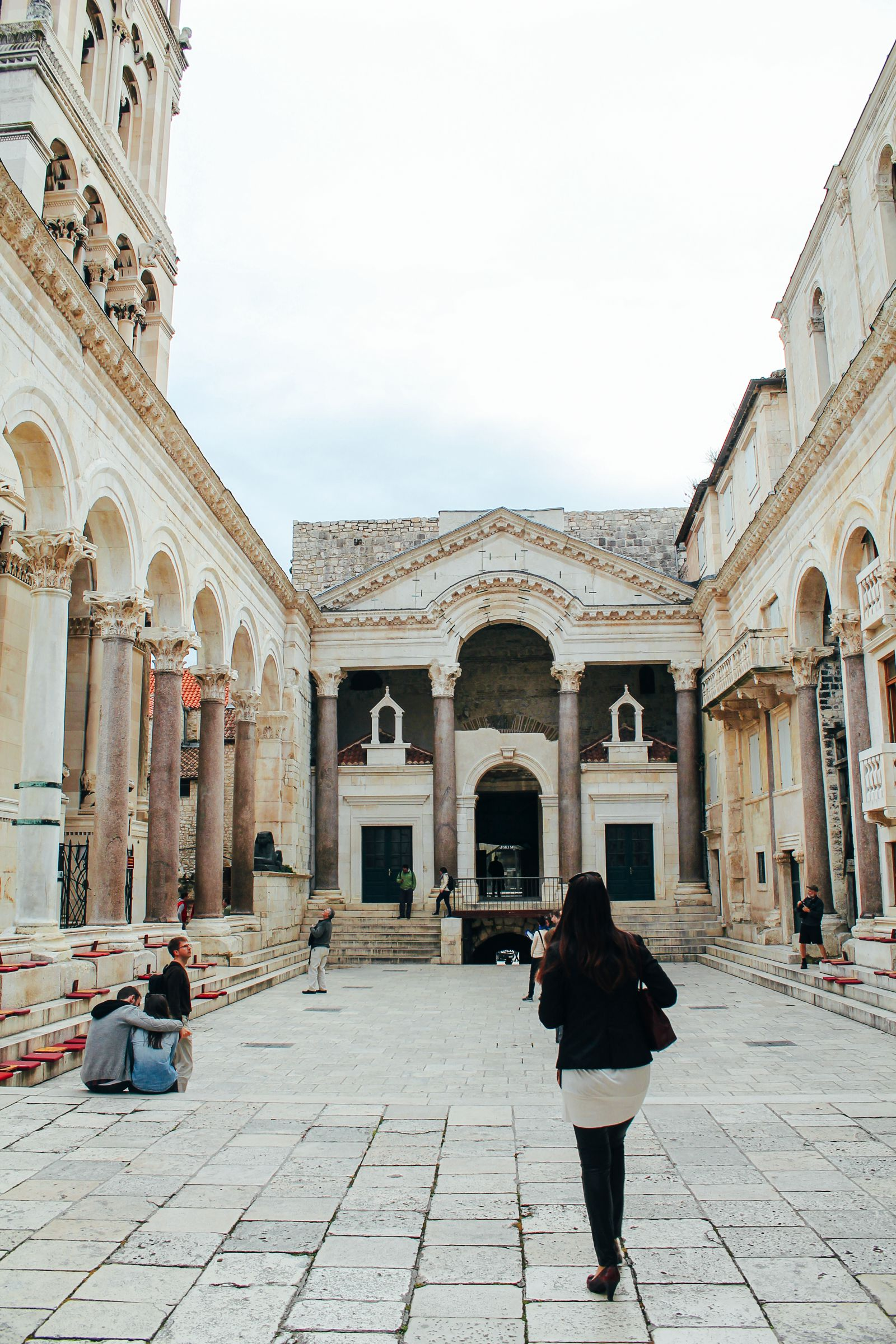Diocletian's Palace, Croatia... Or As I like To Call It, Home To Daenerys Targaryen - The Mother Of Dragons! (36)
