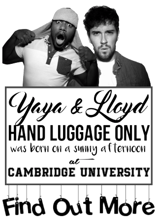 Lloyd & Yaya Hand Luggage Only About Page