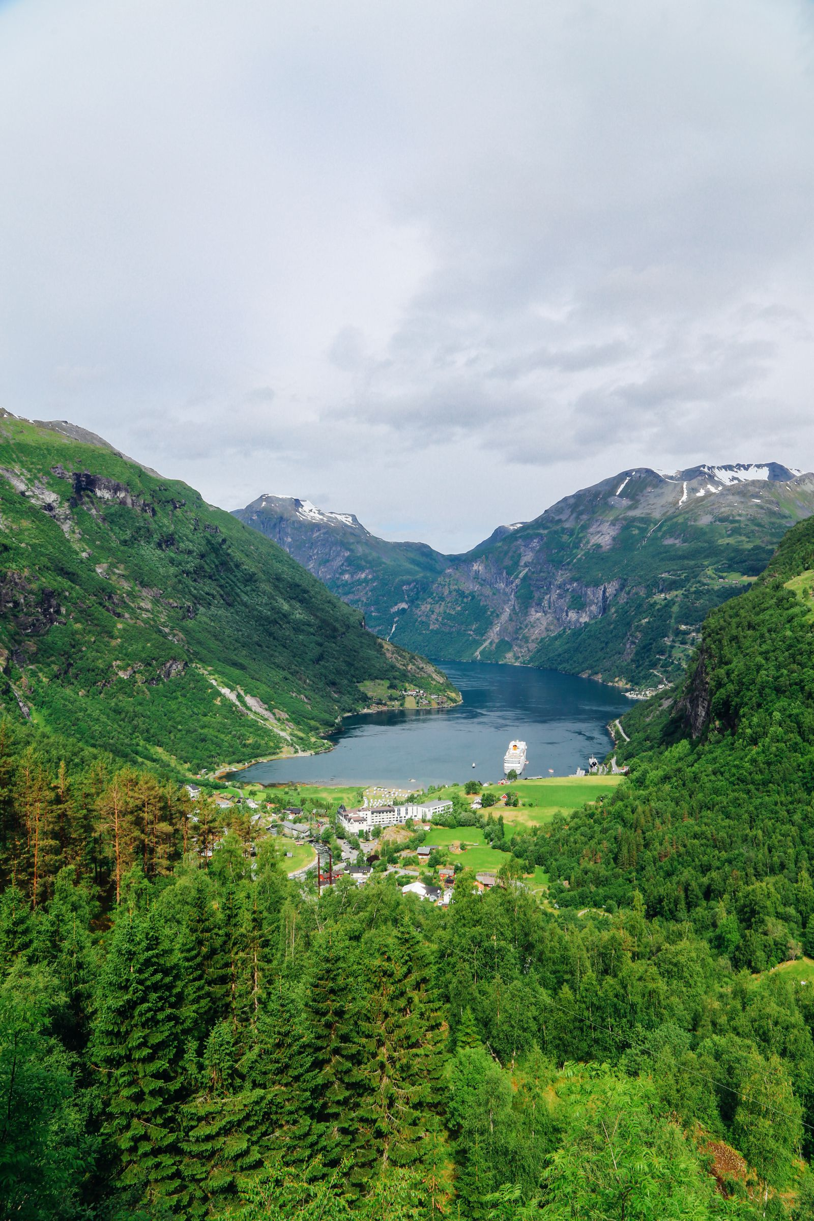 The Trek To The Highest Point In Geiranger, Dalsnibba...(And The Best View Of The Geirangerfjord) (2)