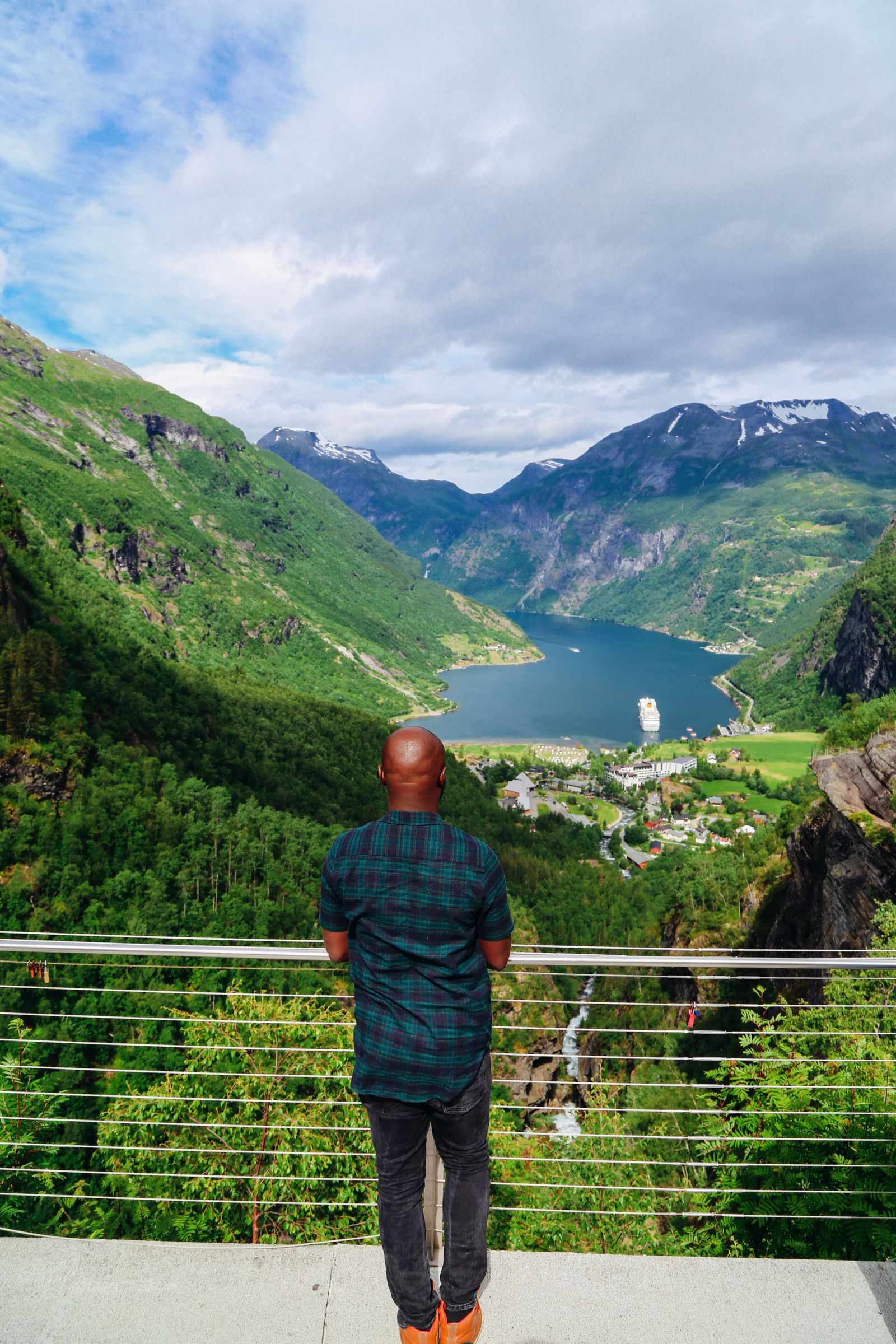 The Trek To The Highest Point In Geiranger, Dalsnibba...(And The Best View Of The Geirangerfjord) (6)