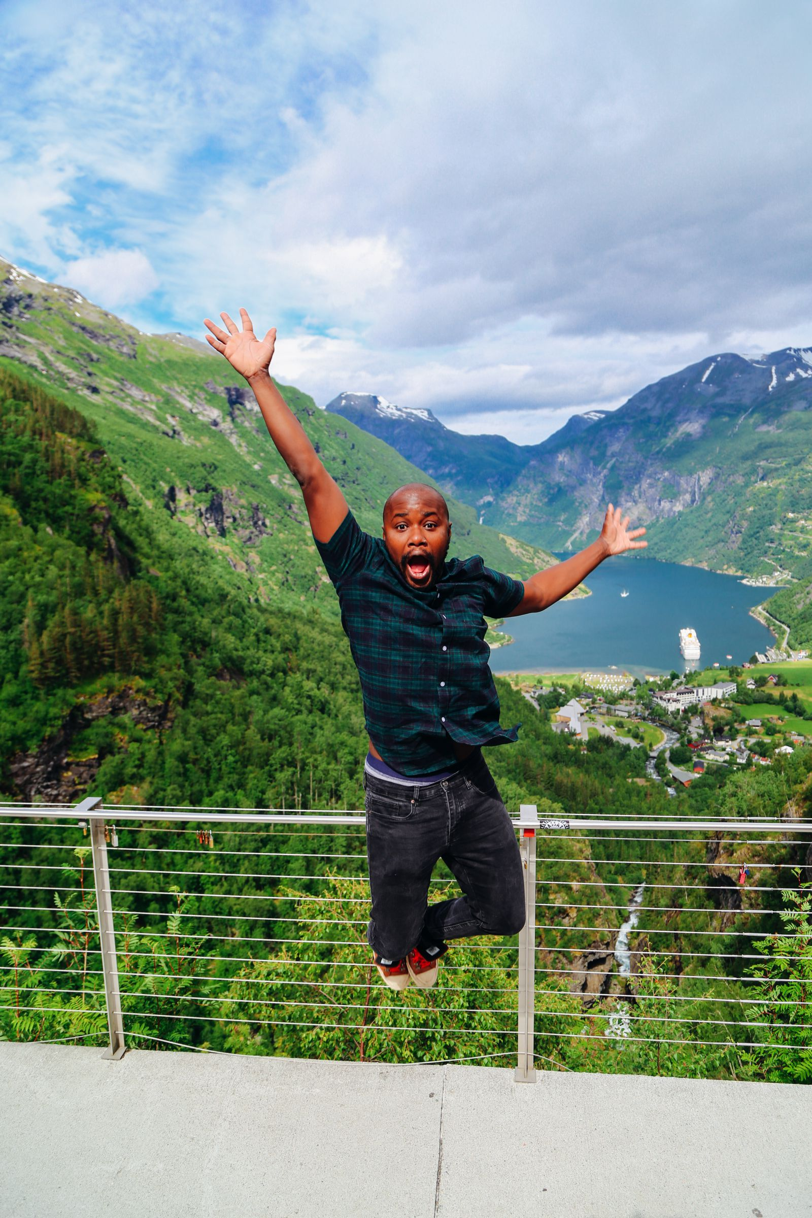 The Trek To The Highest Point In Geiranger, Dalsnibba...(And The Best View Of The Geirangerfjord) (7)