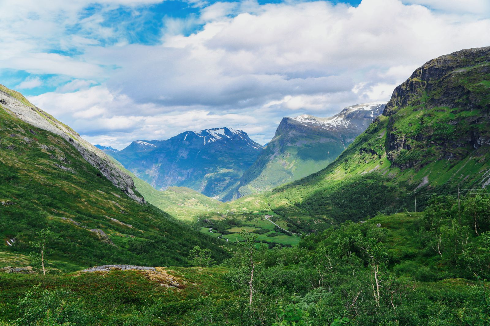The Trek To The Highest Point In Geiranger, Dalsnibba...(And The Best View Of The Geirangerfjord) (11)