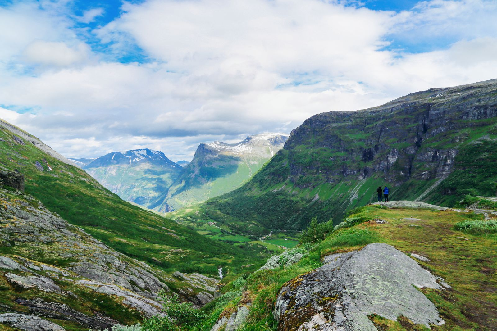 The Trek To The Highest Point In Geiranger, Dalsnibba...(And The Best View Of The Geirangerfjord) (12)