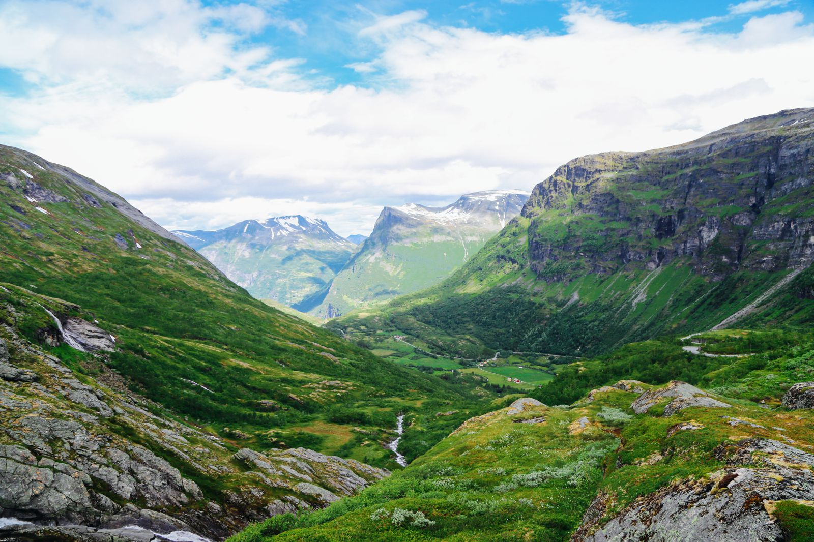 The Trek To The Highest Point In Geiranger, Dalsnibba...(And The Best View Of The Geirangerfjord) (16)