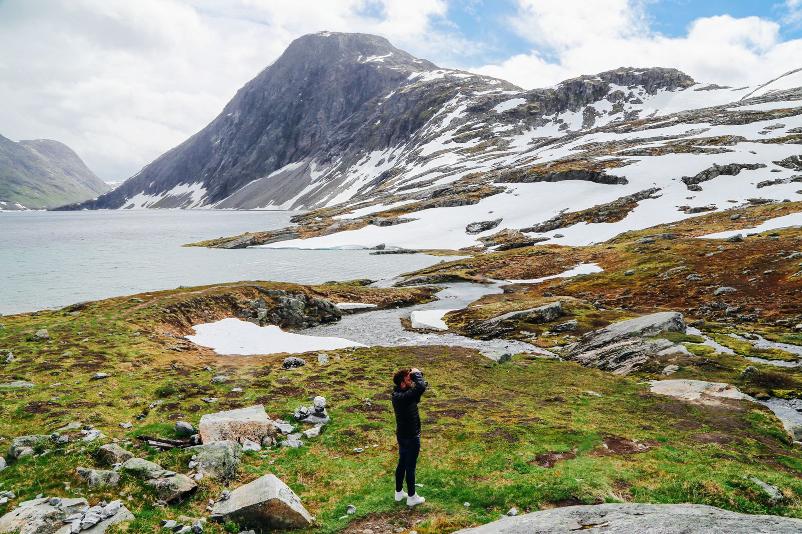 The Trek To The Highest Point In Geiranger, Dalsnibba...(And The Best View Of The Geirangerfjord) (22)
