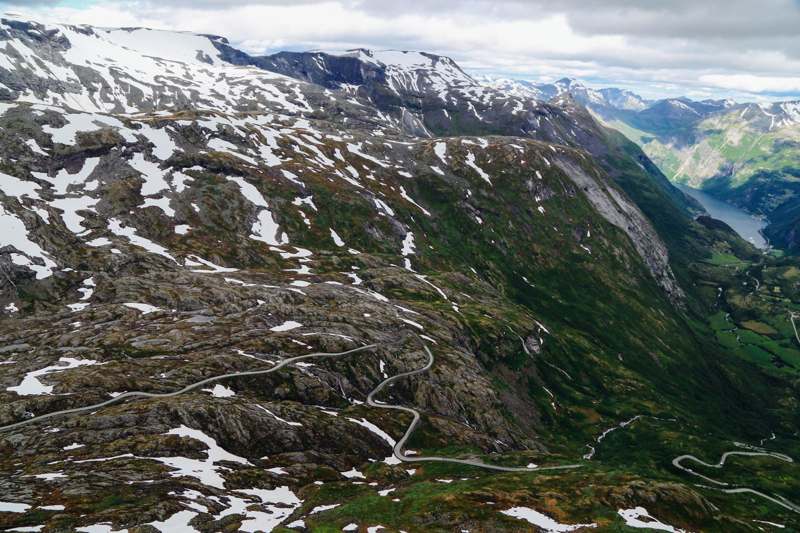 The Trek To The Highest Point In Geiranger, Dalsnibba...(And The Best View Of The Geirangerfjord) (28)