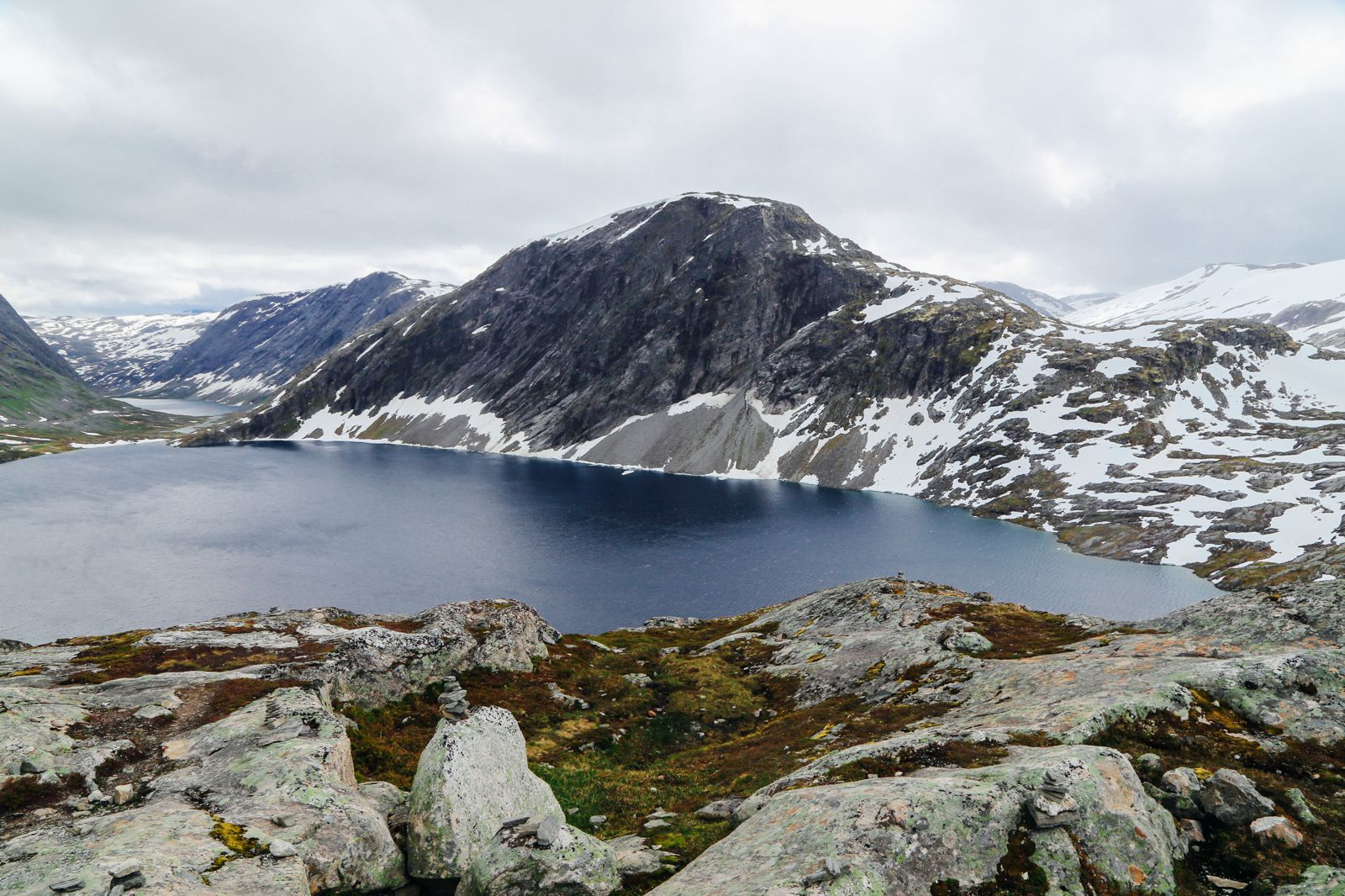 The Trek To The Highest Point In Geiranger, Dalsnibba...(And The Best View Of The Geirangerfjord) (42)