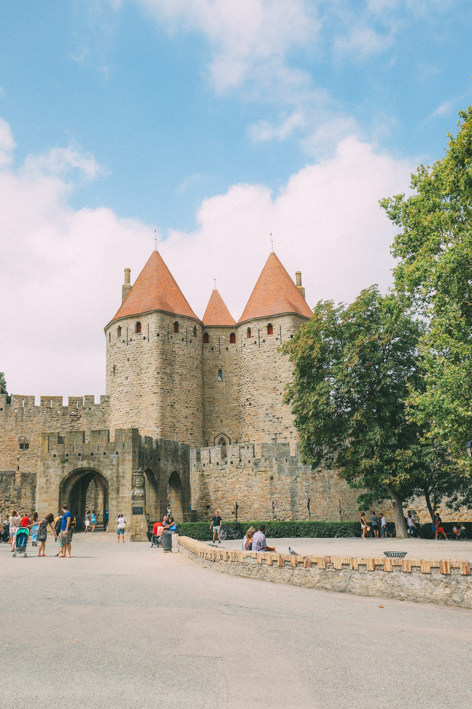 Photos And Postcards From Carcassonne In The South Of France... (10)