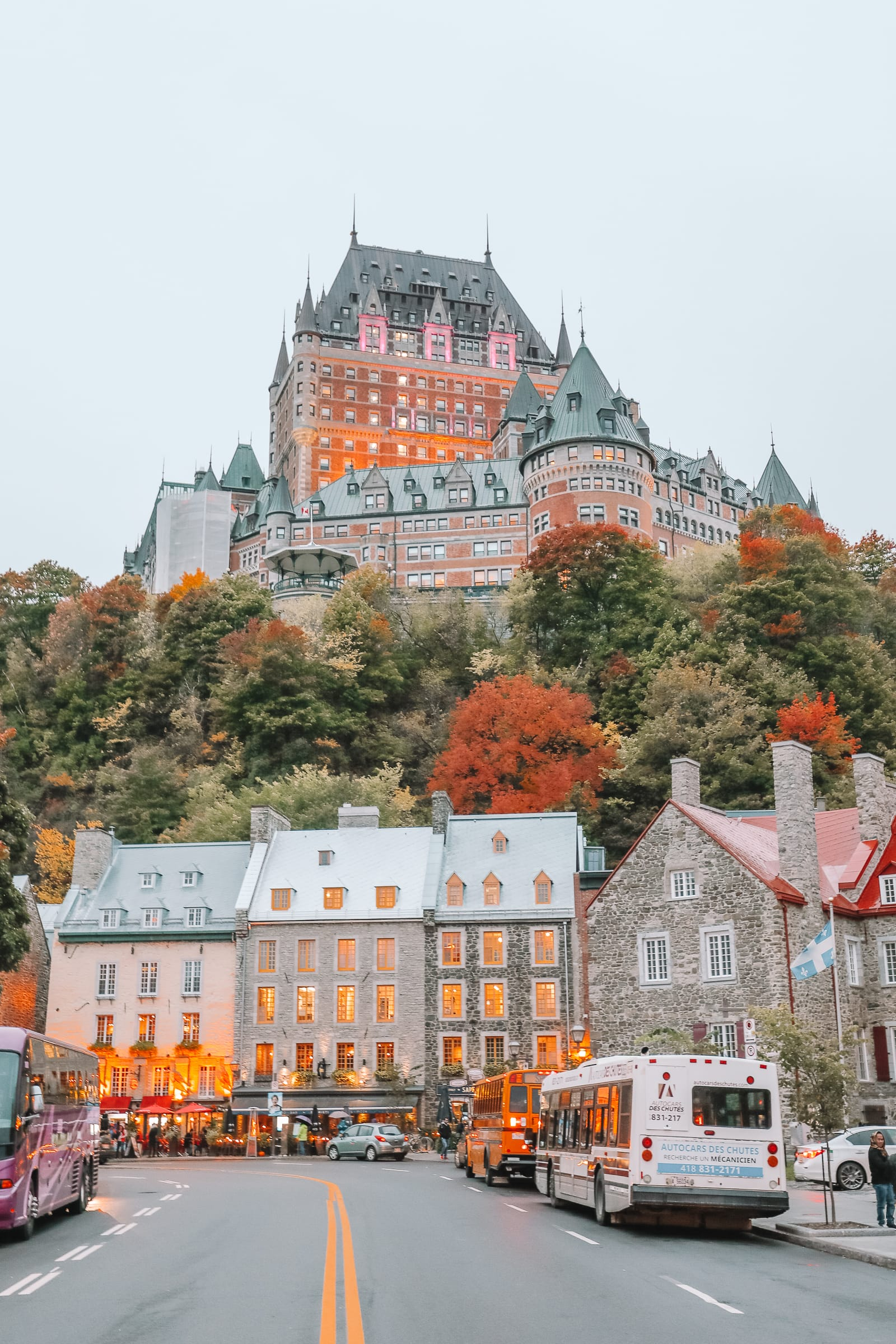 The Absolutely Beautiful French City Of Quebec, Canada (43)