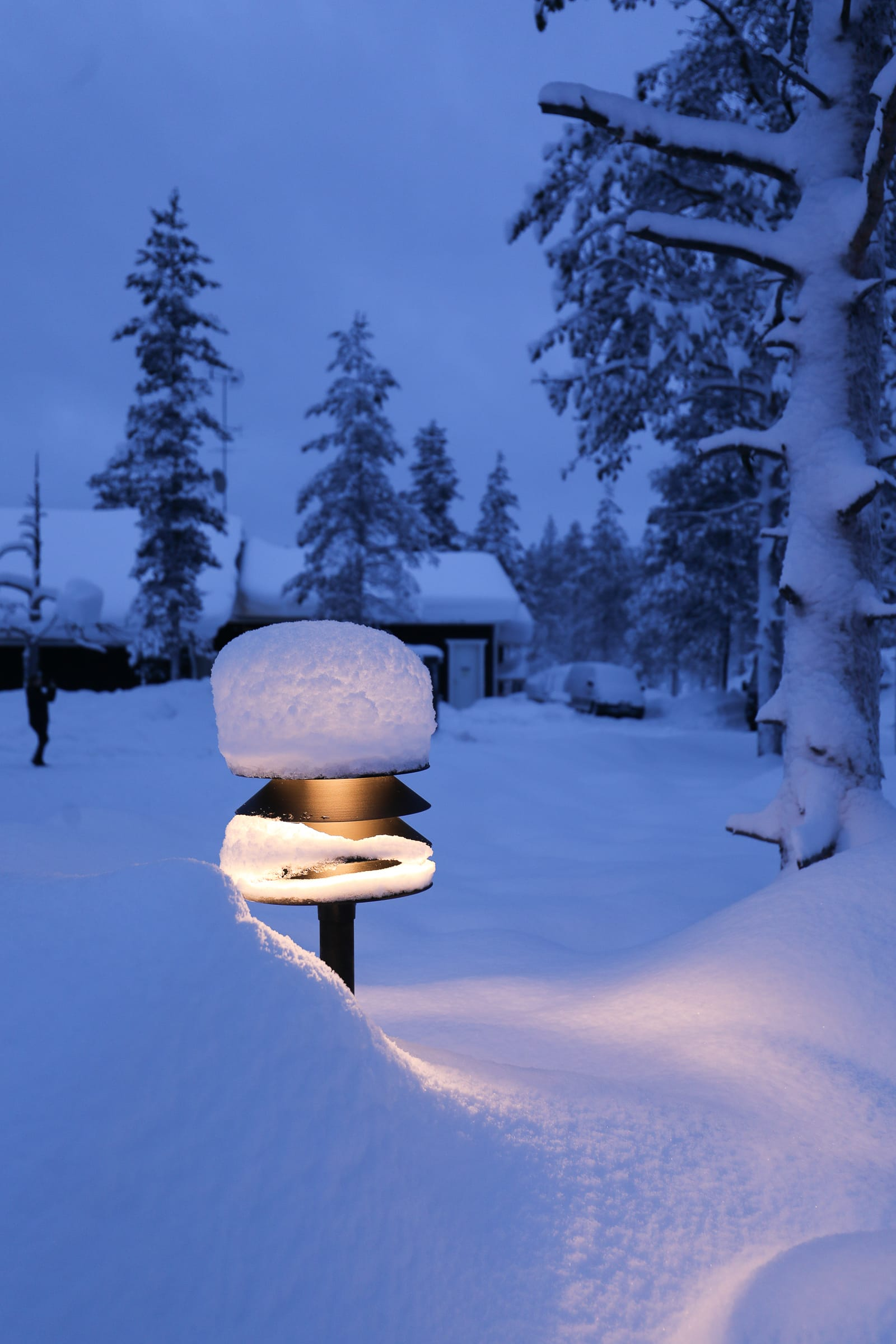 The Northern Lights Village And Star Arctic... In Lapland, Finland (4)