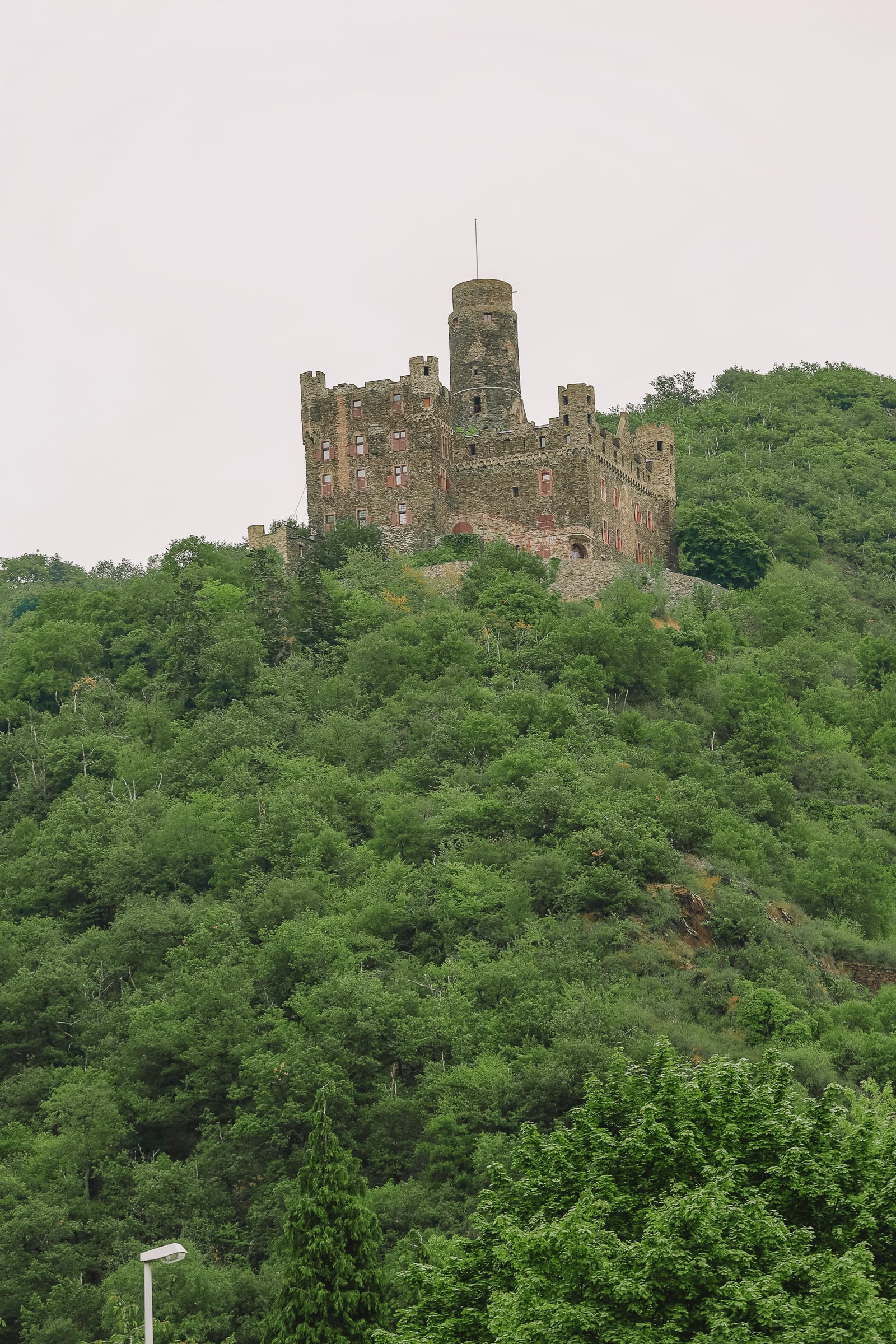 The Beautiful German Town Of Bacharach (4)