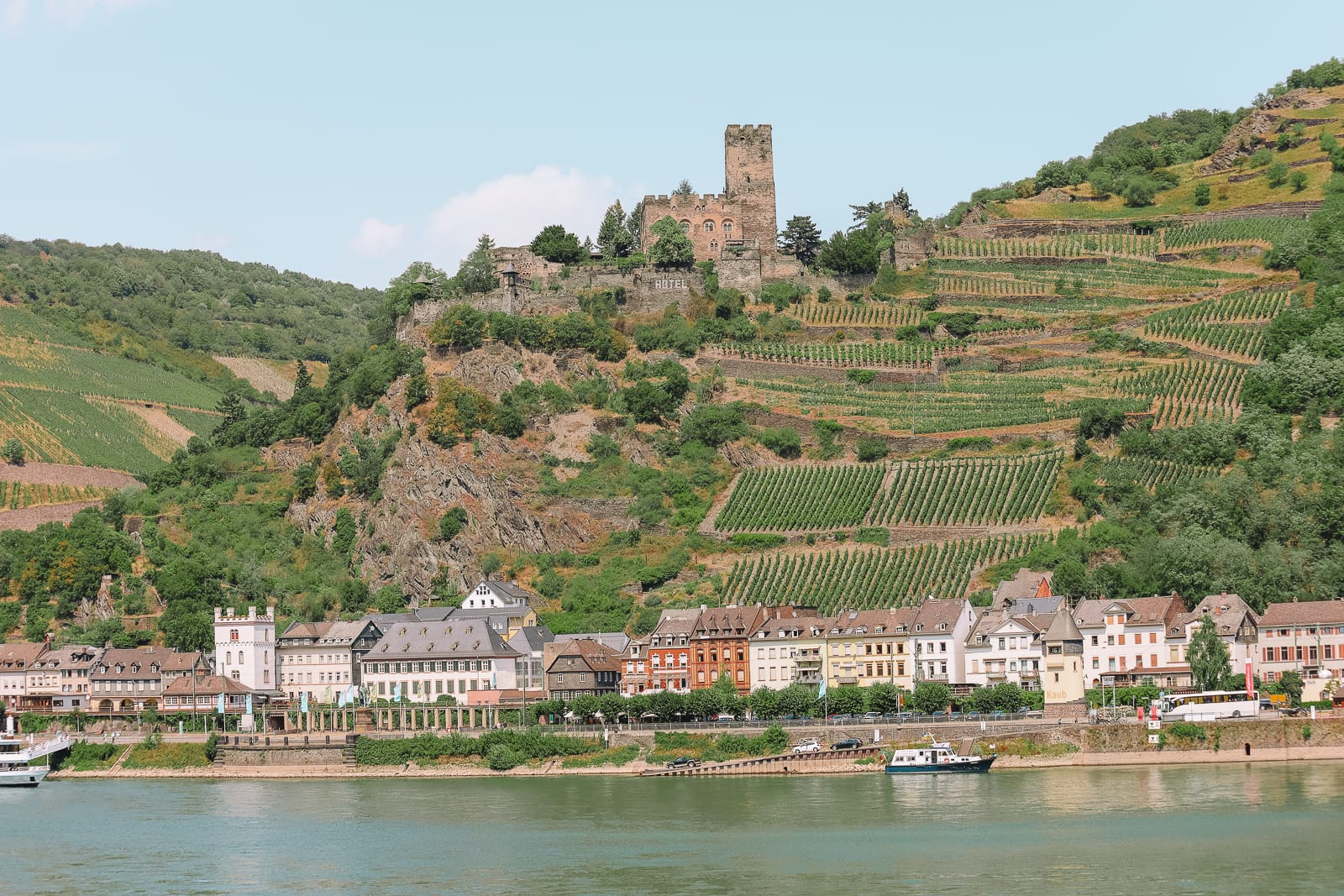 The Beautiful German Town Of Bacharach (11)