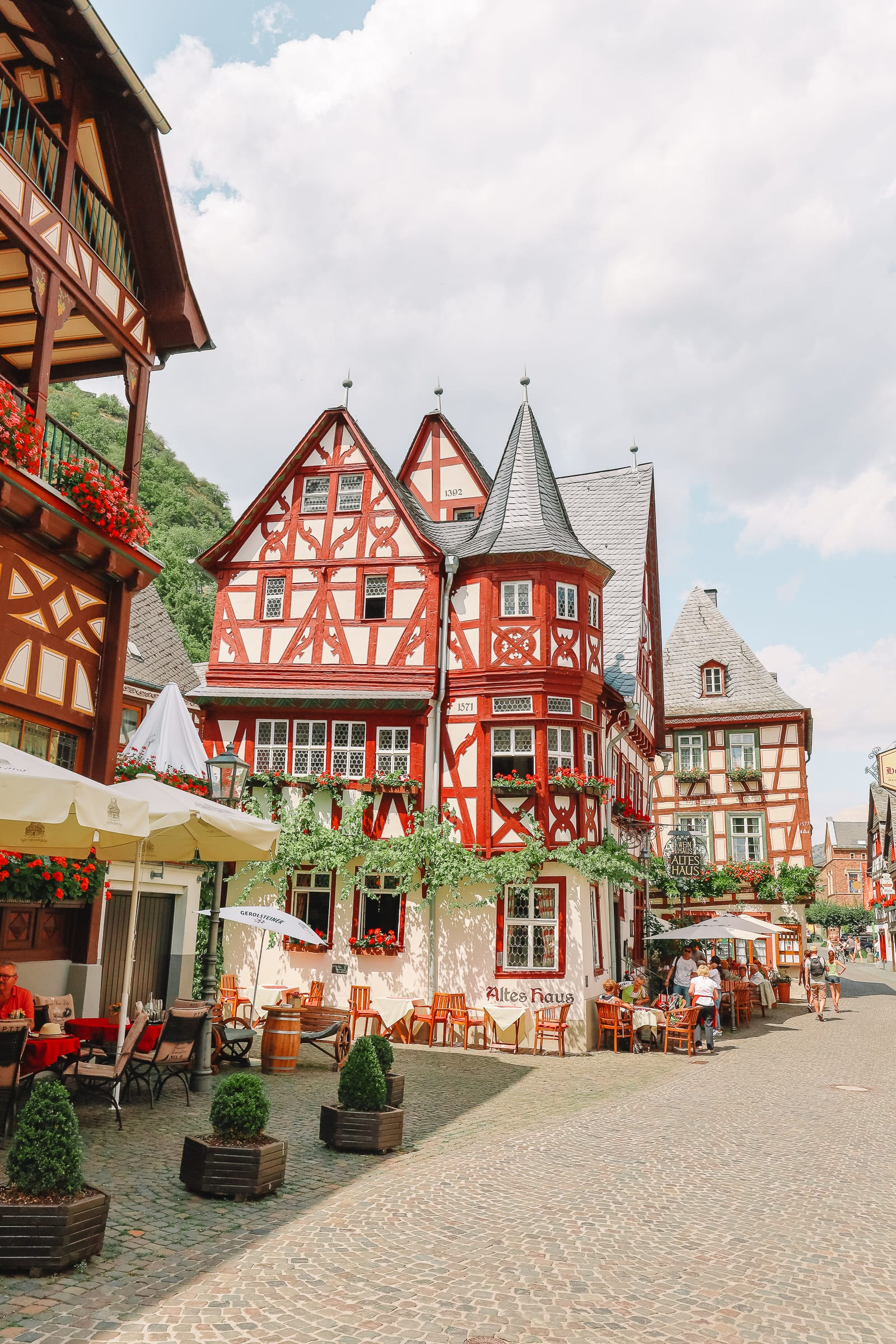 The Beautiful German Town Of Bacharach (16)