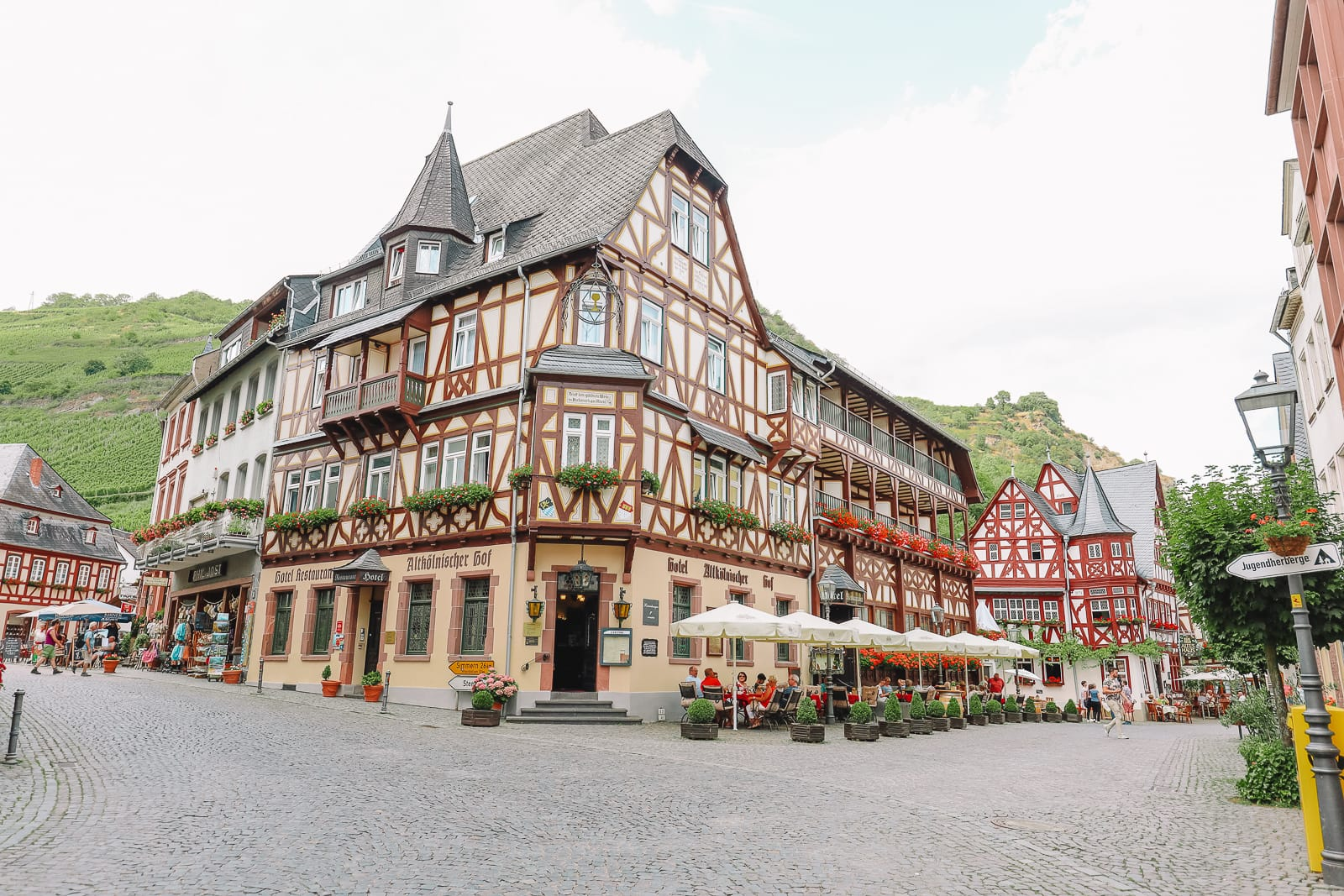 The Beautiful German Town Of Bacharach (17)