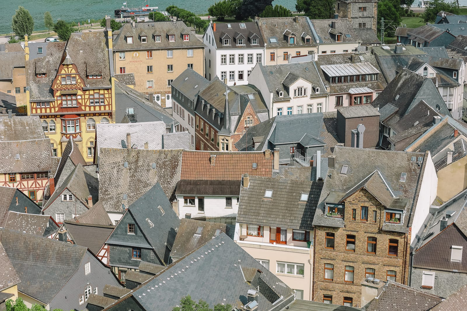 The Beautiful German Town Of Bacharach (36)