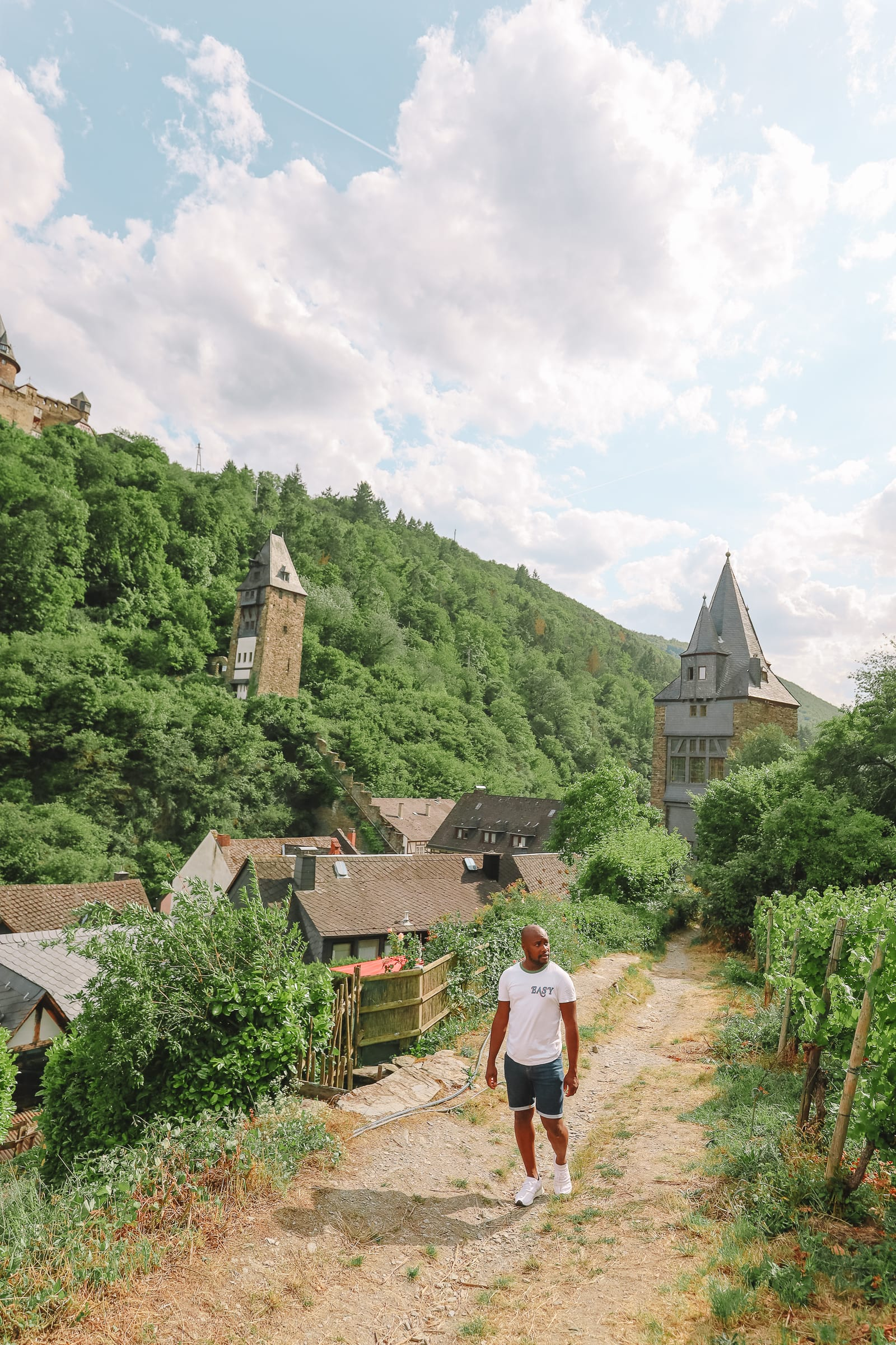 The Beautiful German Town Of Bacharach (39)