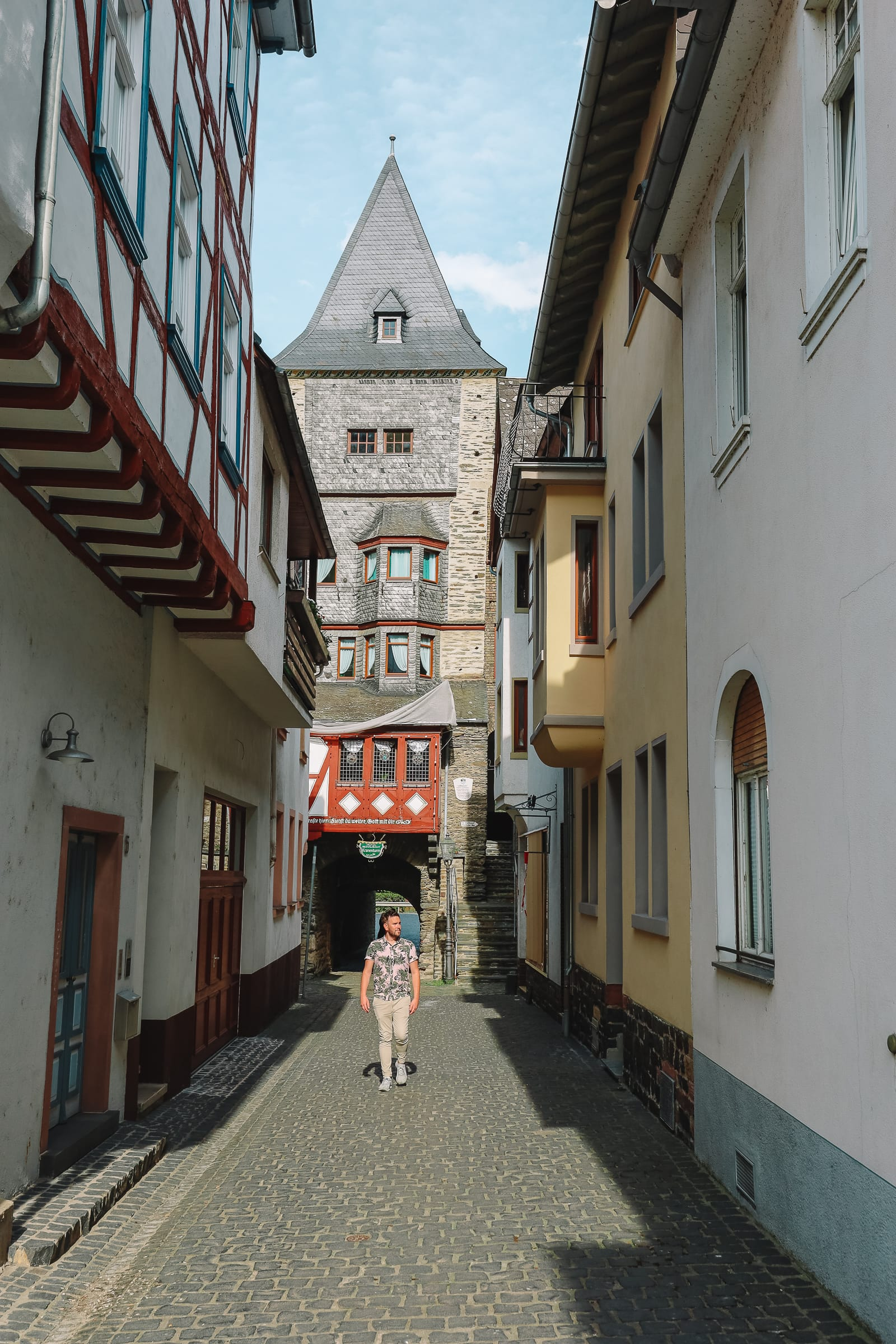 The Beautiful German Town Of Bacharach (44)