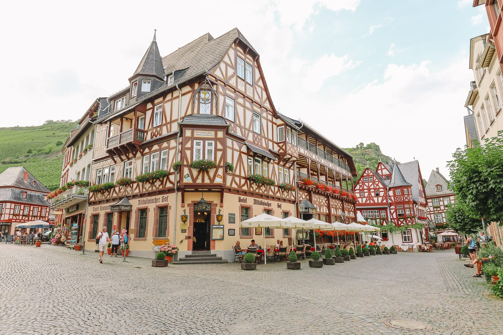 The Beautiful German Town Of Bacharach (48)