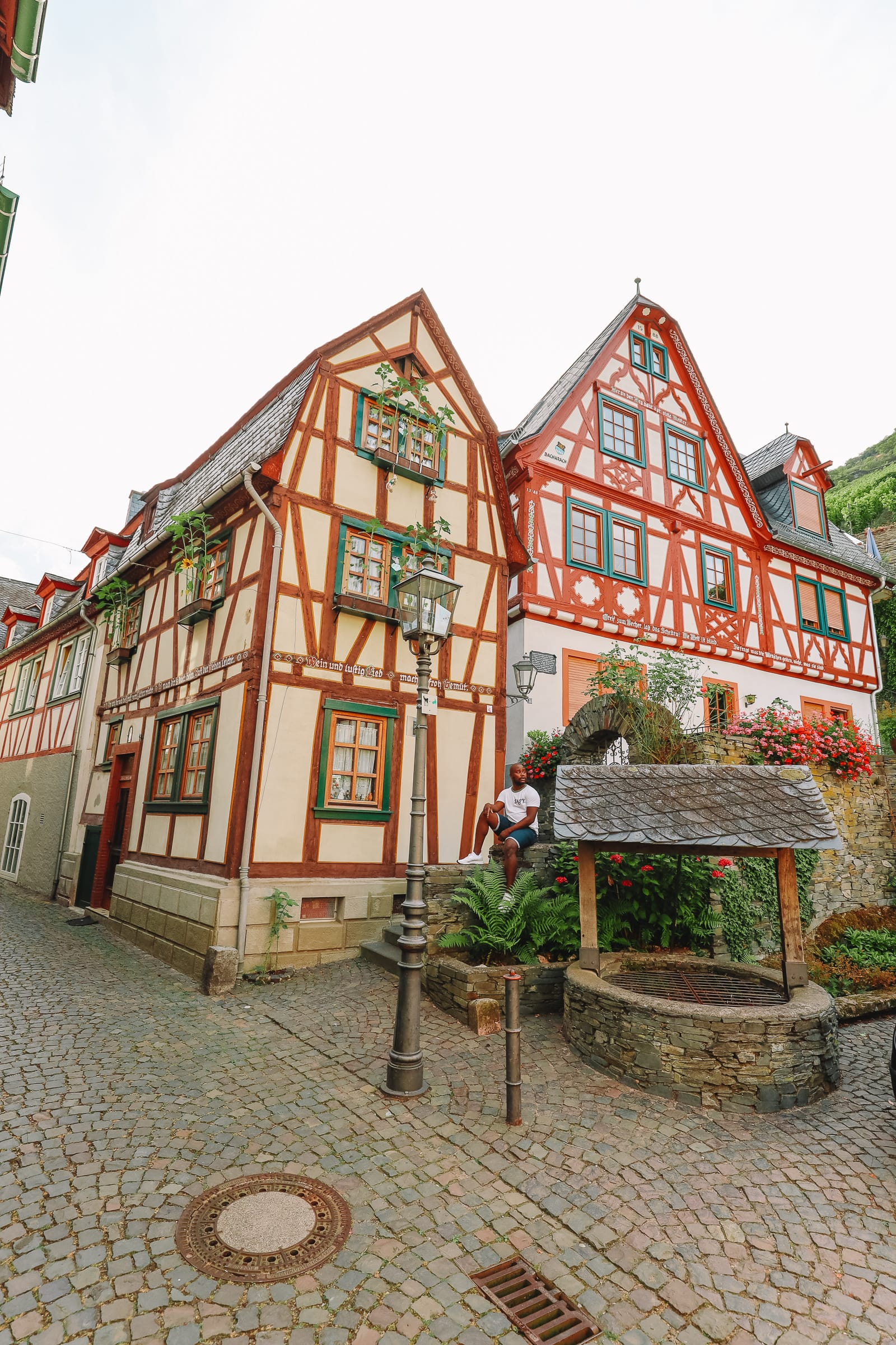 The Beautiful German Town Of Bacharach (51)