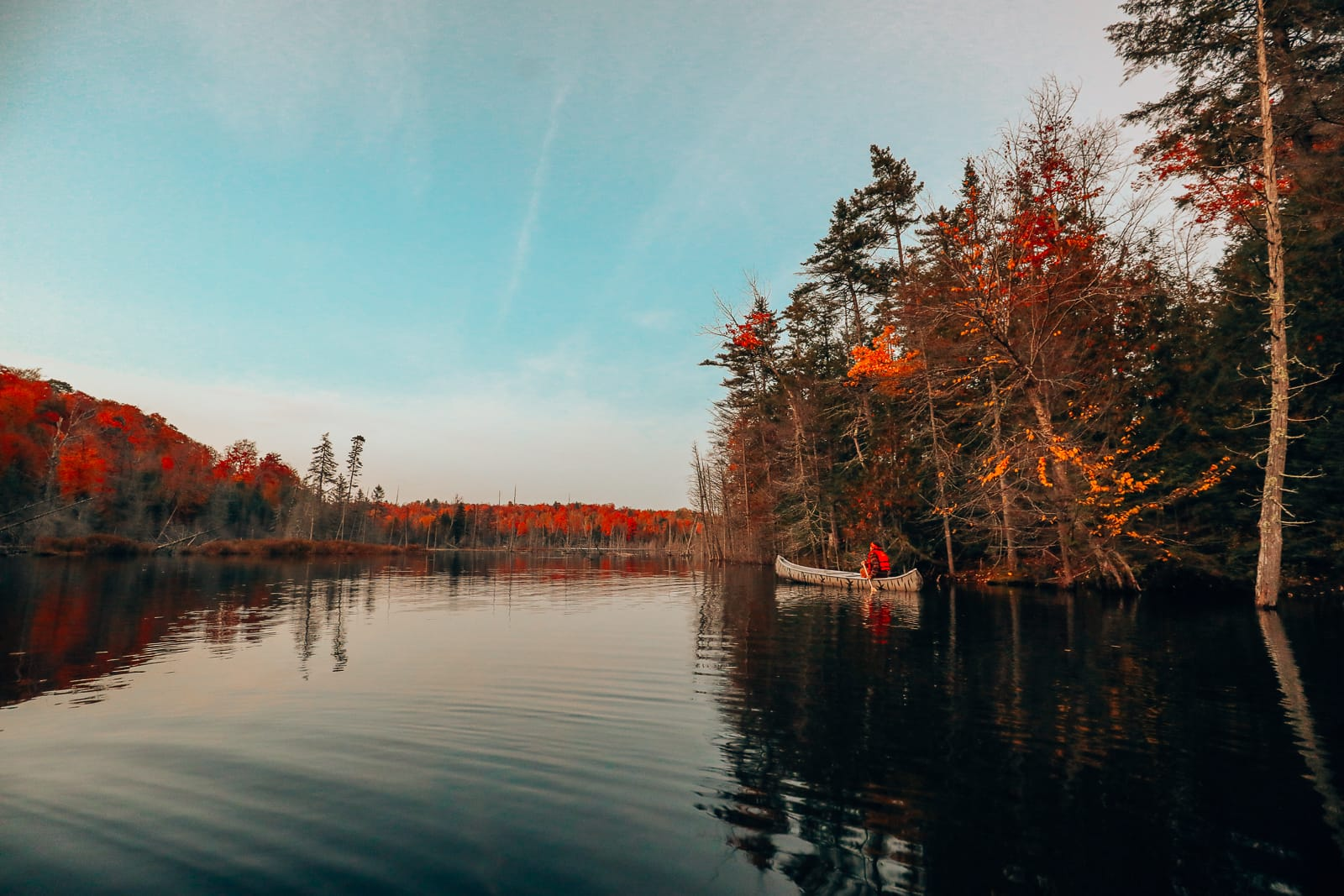 Getting Lost In Nature (And With Beavers) In Quebec, Canada (40)